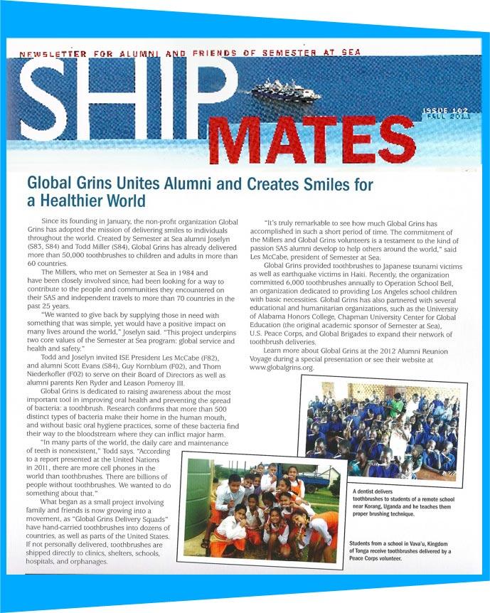 GG Shipmates