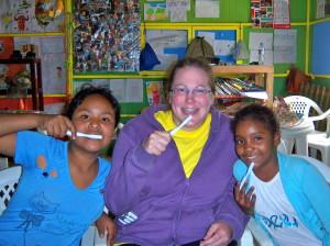 Pisco, Peru school 8