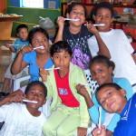 Pisco, Peru school 9