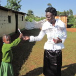 Sharon Mijide - Kenya