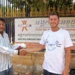 Jared Reichbaum, Cambodia 1