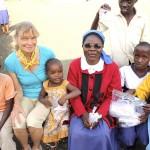 Julie Young, Tanzania 1