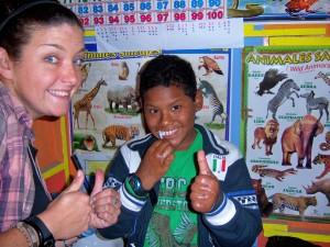 Pisco, Peru school 6
