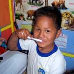 Pisco, Peru school4