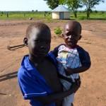 Southern Sudan school