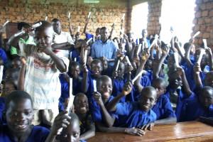 Uganda school 1